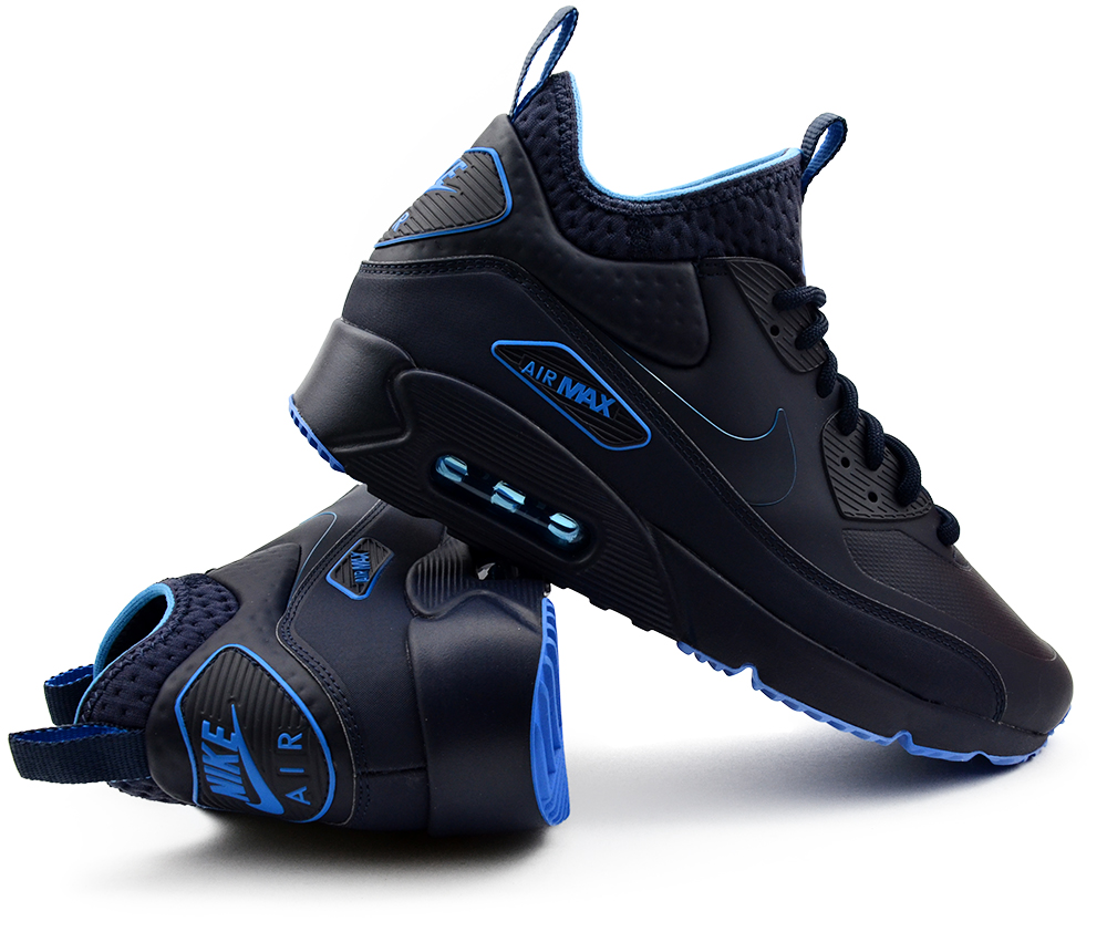Męskie NIKE AIR MAX 90 ULTRA MID WINTER SE r.44,5