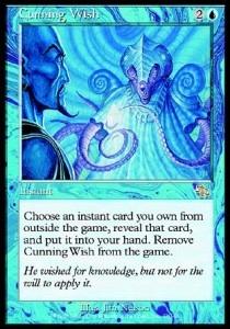 Cunning Wish GD :MTGMARKET