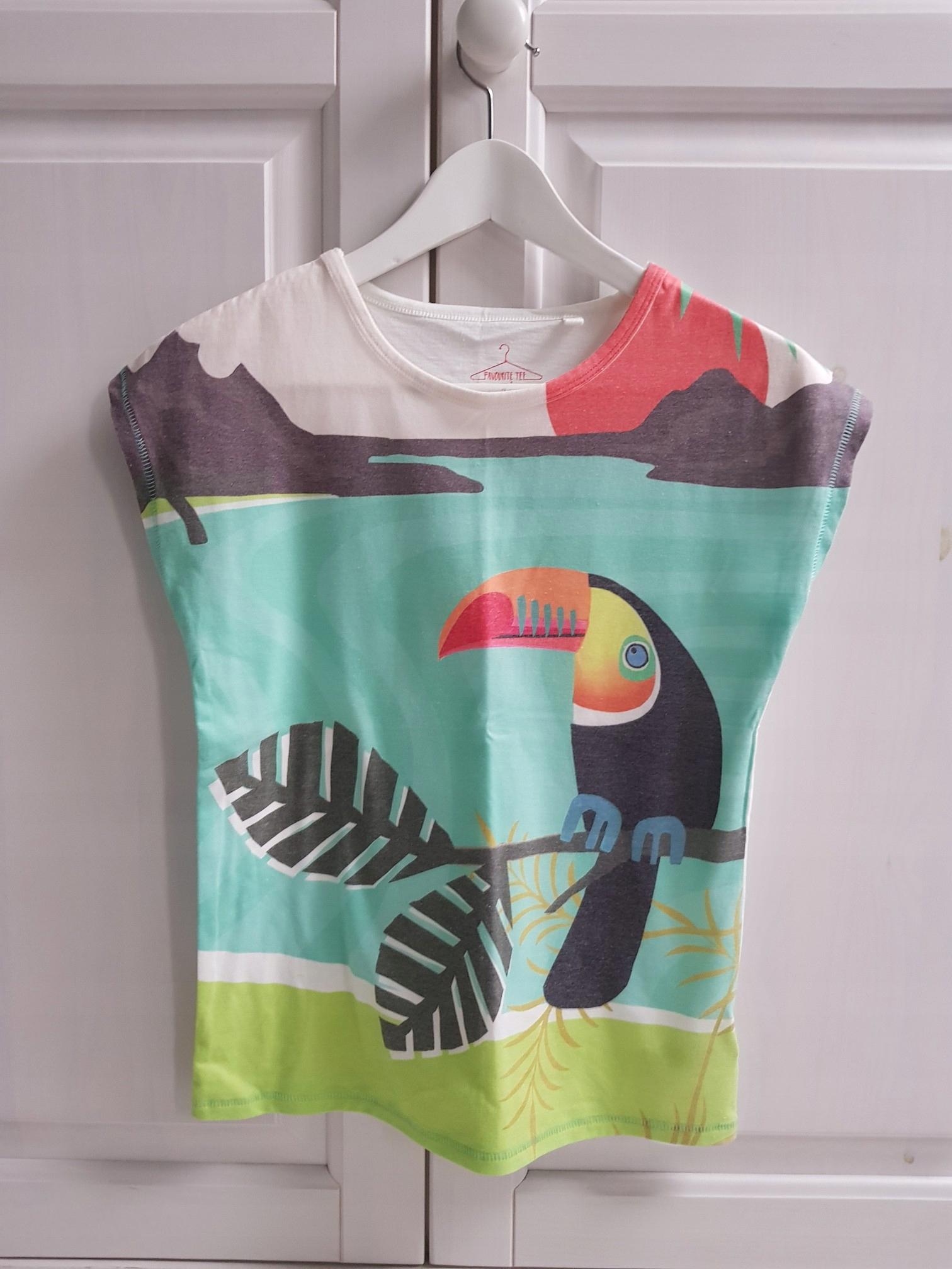 NEXT t-shirt tukan 146 CM 11 LAT
