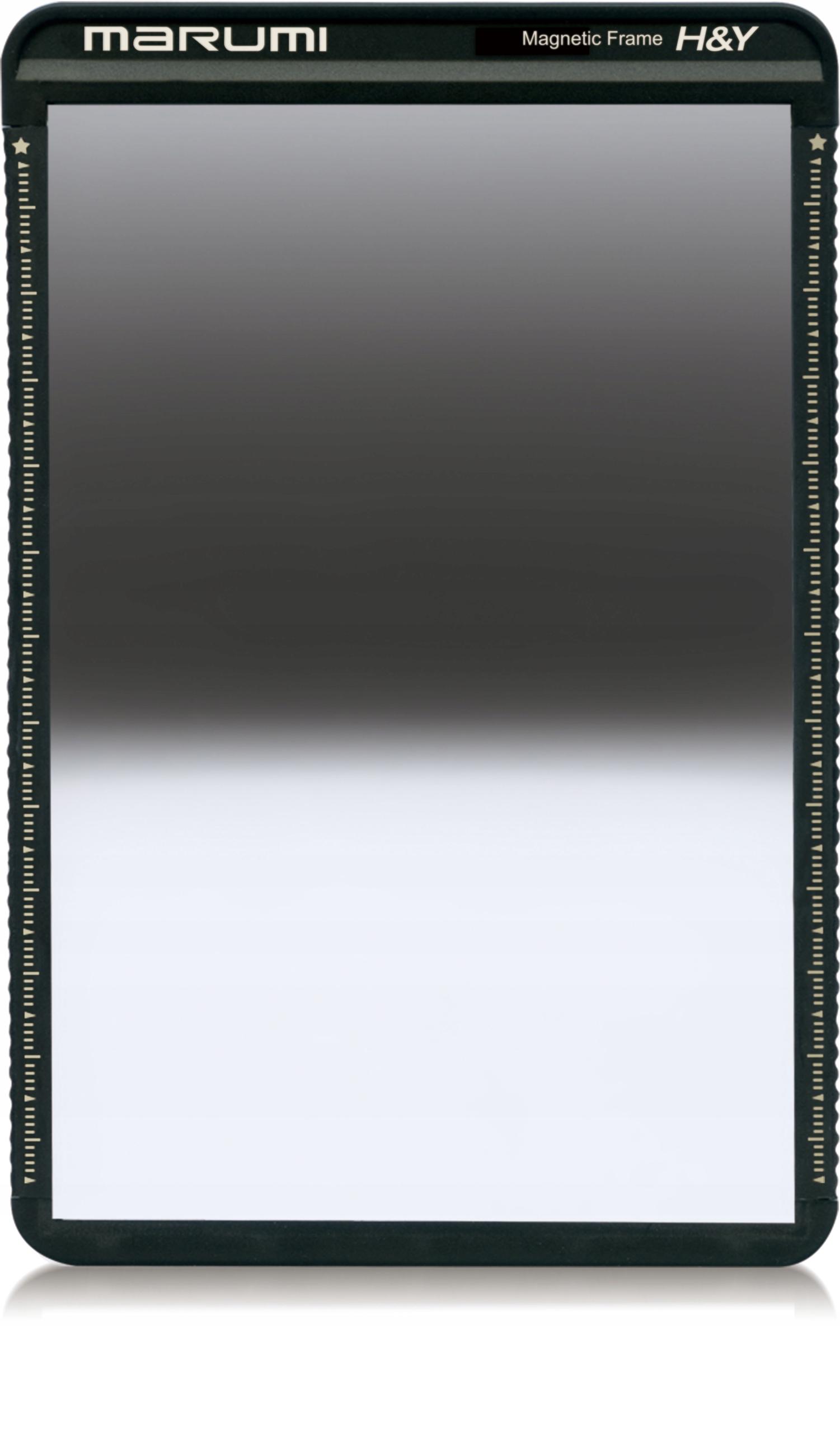Filtr połówkowy Marumi GND4 100x150mm Odwrócony