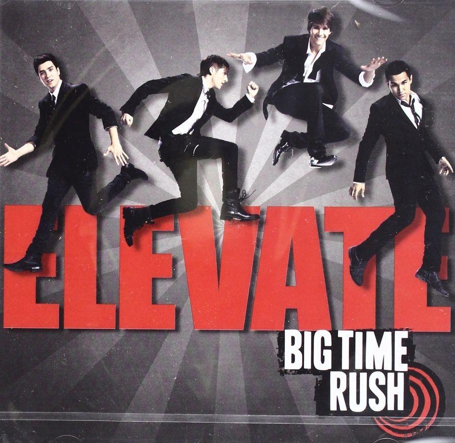 BIG TIME RUSH: ELEVATE [CD]
