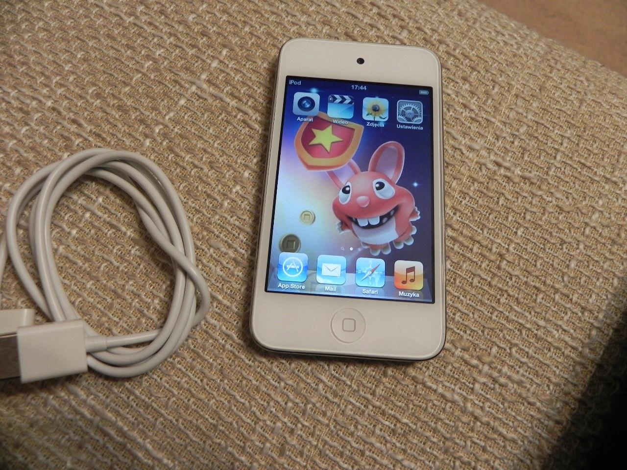 iPod*Touch*4g*32GB+Gratis!