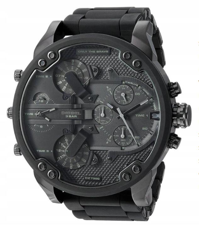 Zegarek DIESEL DZ 7395 MR. Daddy Nowy