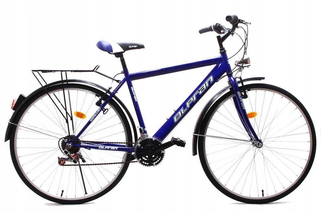 """Rower Miejski Mercury """"G"""" 28"""" Nieb"""