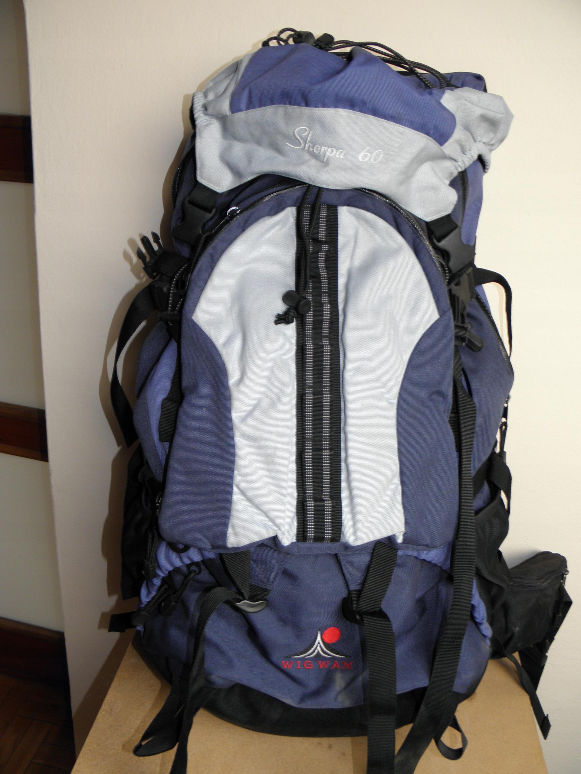 VIGWAM SHERPA 60 l plecak turystyczny