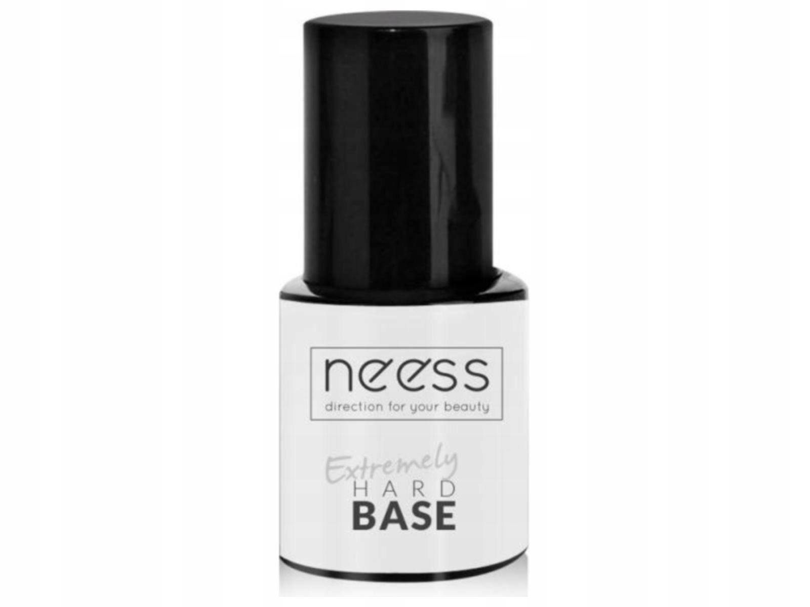 NEESS Baza HARD Extremely przezroczysta pod ml