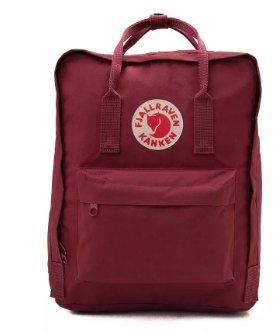 przejść do trybu online jak kupić przybywa Q6379 Fjallraven Kanken Plecak Ciemno czerwony