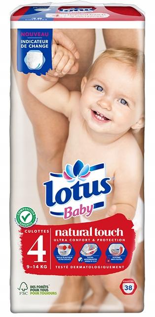 Pielucho-majtki Lotus Baby 9-14 kg roz. 4