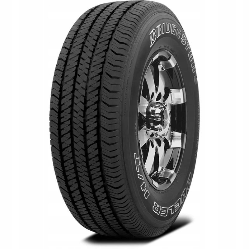 2x Bridgestone Dueler H/T D684II 265/60 R18 110 H