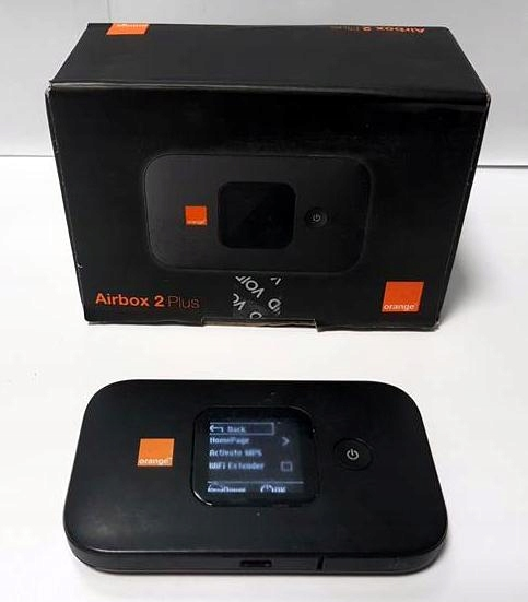 ROUTER LTE HUAWEI E5577C AIRBOX 2 PLUS KOMPLET