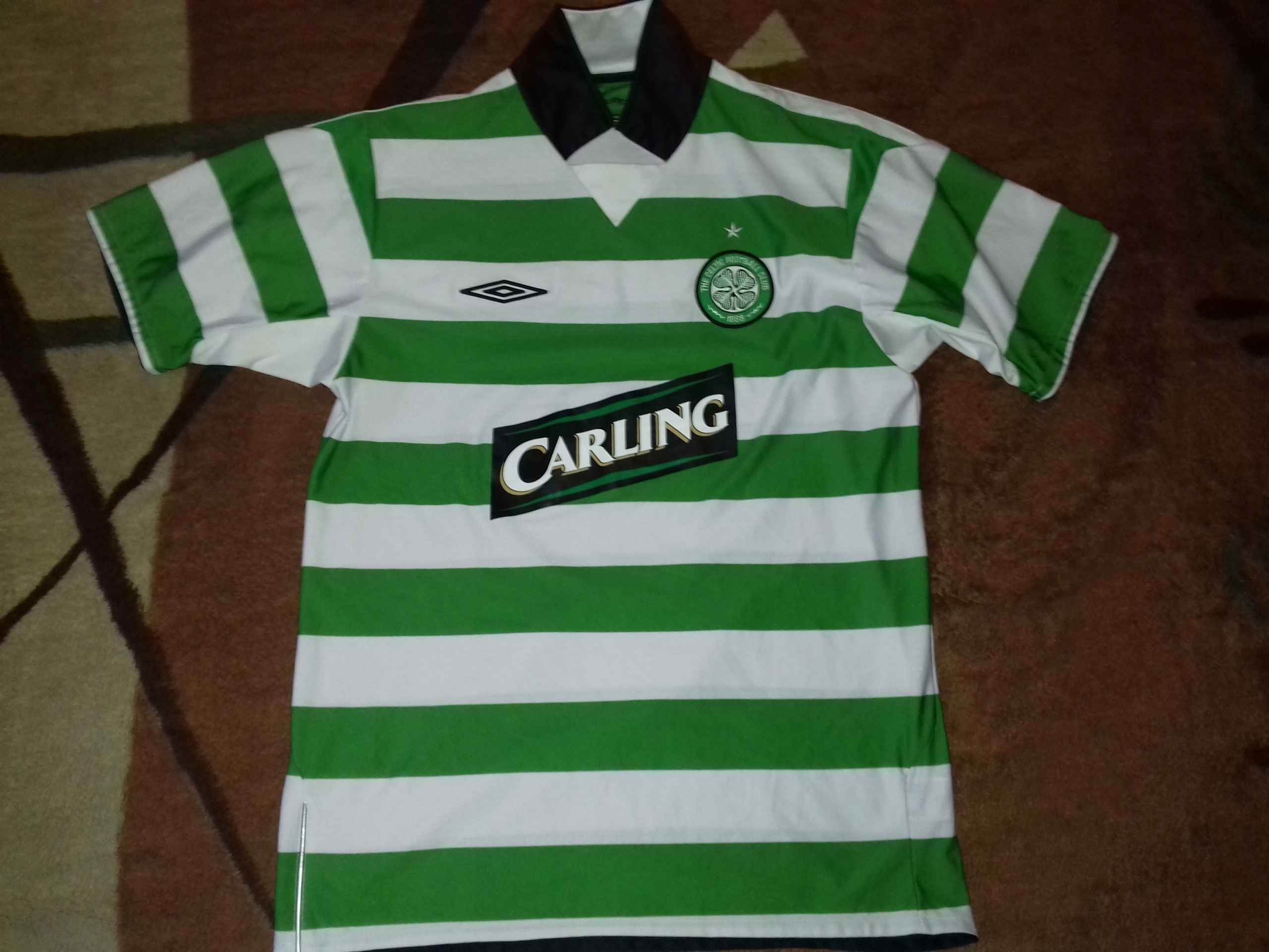CELTIC GLASGOW 2004/05 Umbro L