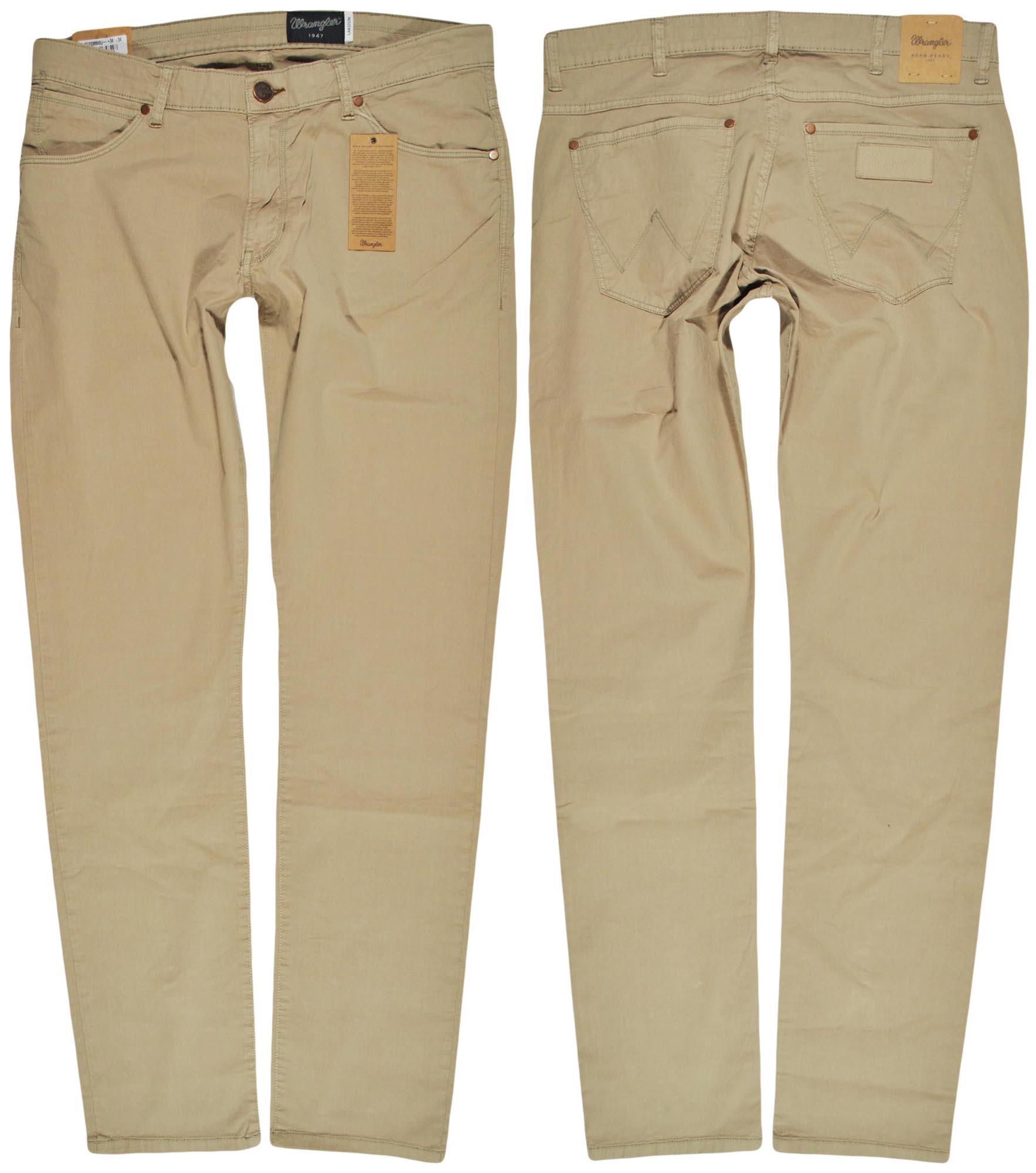 WRANGLER spodnie SLIM tapered LARSTON _ W40 L34