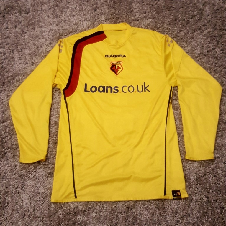 Koszulka Watford FC Diadora Premier League RETRO