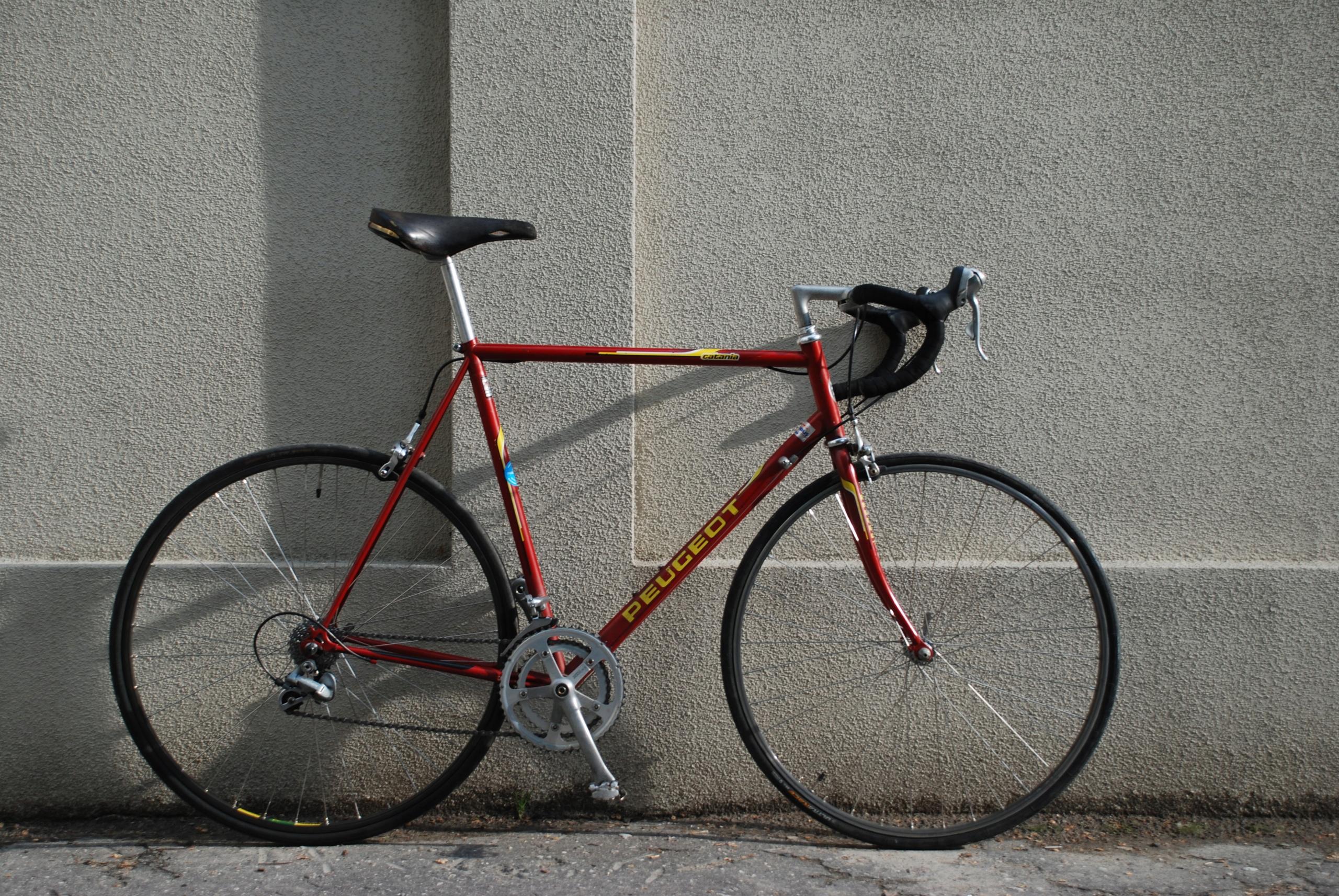 Rower szosowy kolarzówka Peugeot Catania limited
