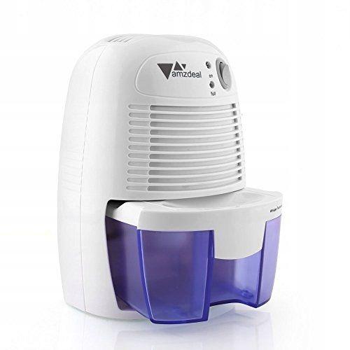Osuszacz powietrza elektryczny Amzdeal 1,5l biały