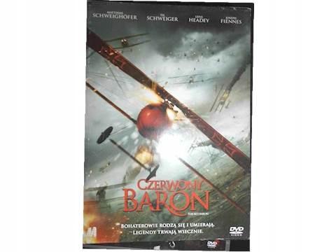 Czerwony Baron - DVD pl lektor