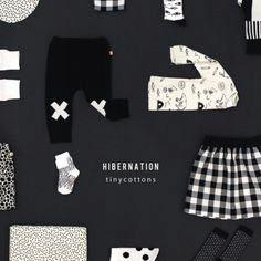 Tiny Cottons spódniczka krata hibernation 8