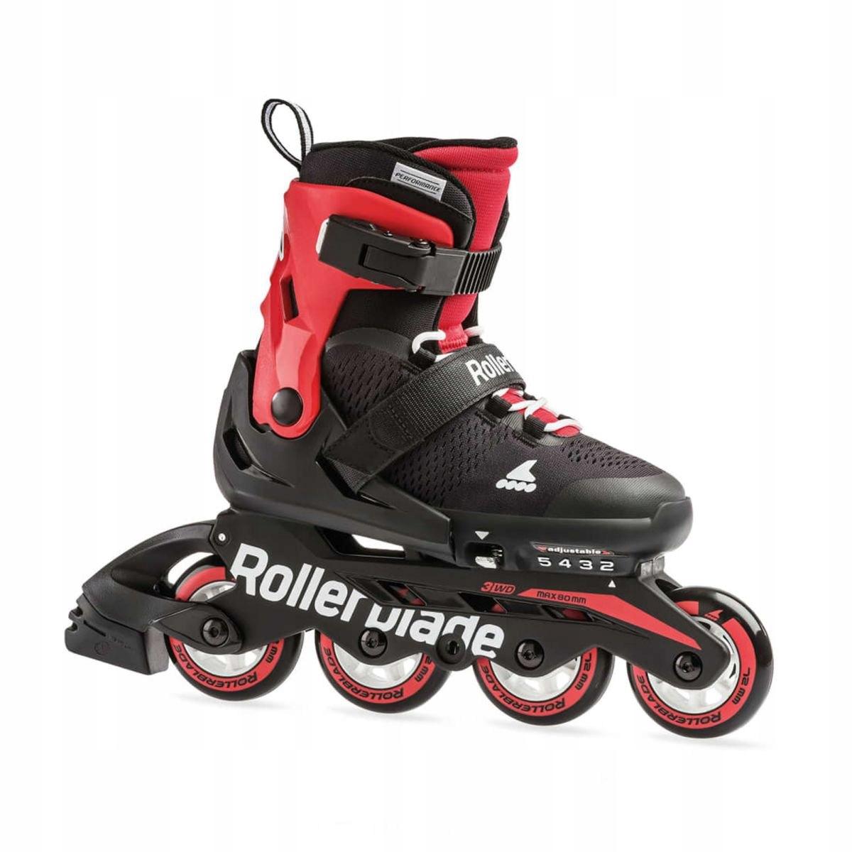 Rolki Regulo. Rollerblade Microblade 36,5-40,5