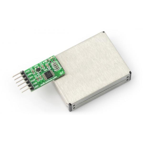 Adapter IDC 10pin 1,27mm - 2,54mm dla PMS7003 - 7422463698