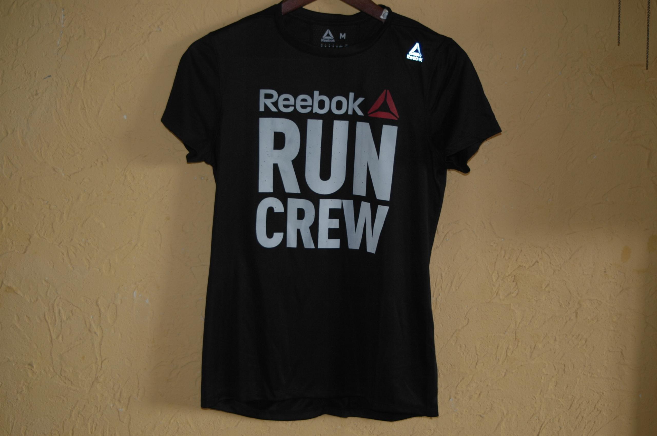 Koszulka REEBOK SPEEDWICK - RUN CREW Roz. M - (10)