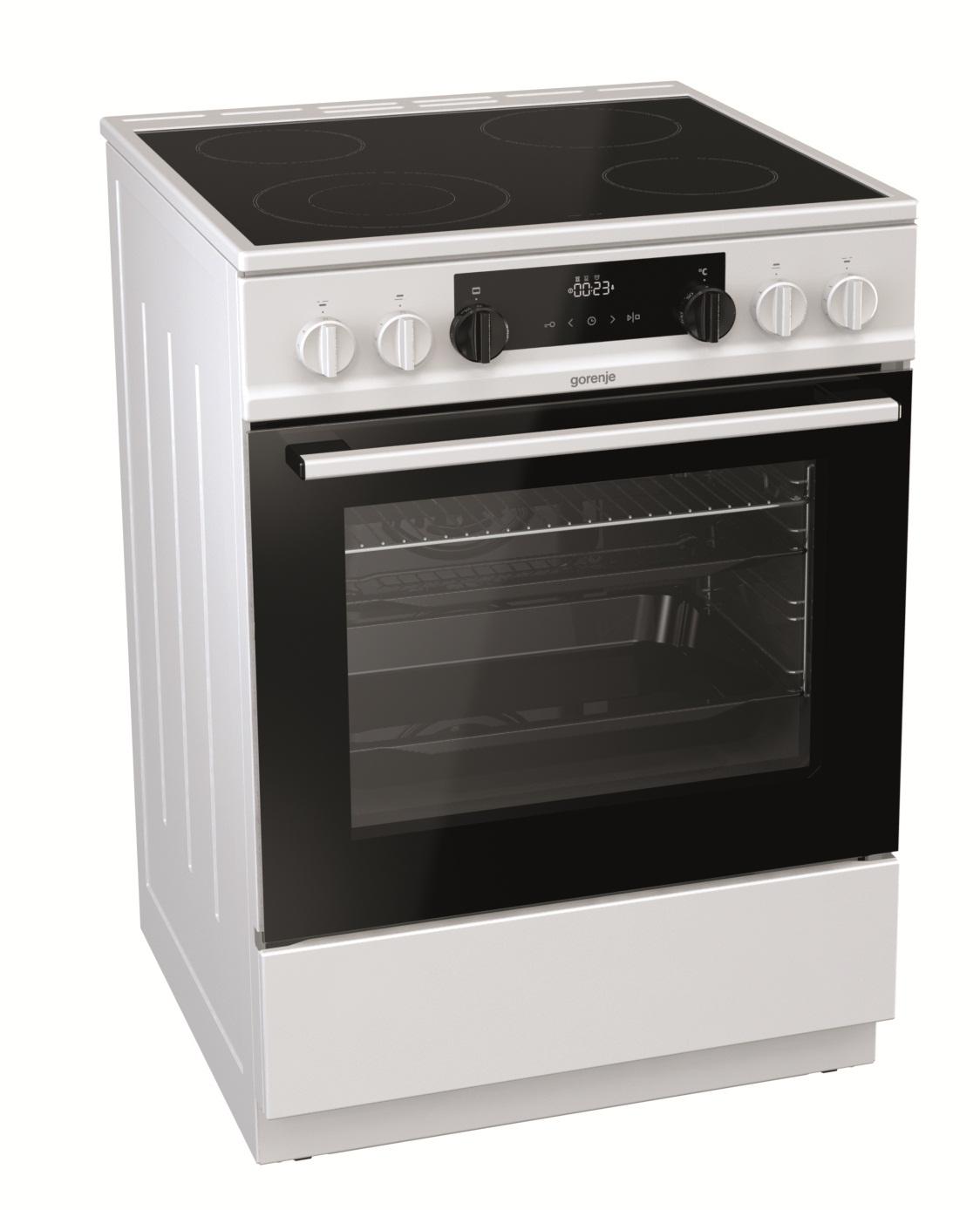 Kuchnia Witroceramiczna Gorenje Ec6351wc 60cm Hit
