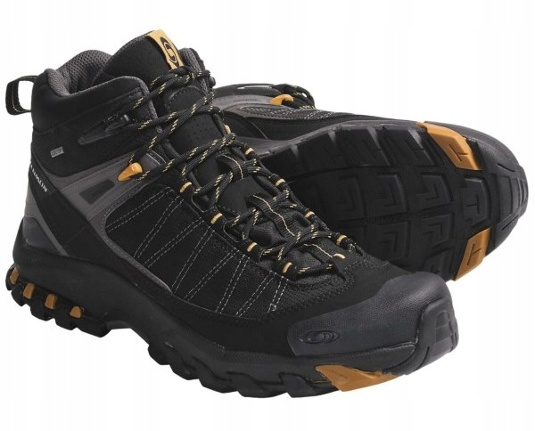 Buty trekkingowe Salomon 3D Gore tex _ 42_ 27 cm