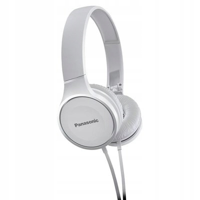 Słuchawki składane Panasonic Białe FVAT