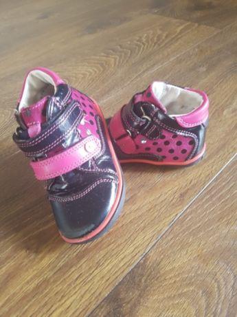 Buty butki dziecięce niemowlęce 22