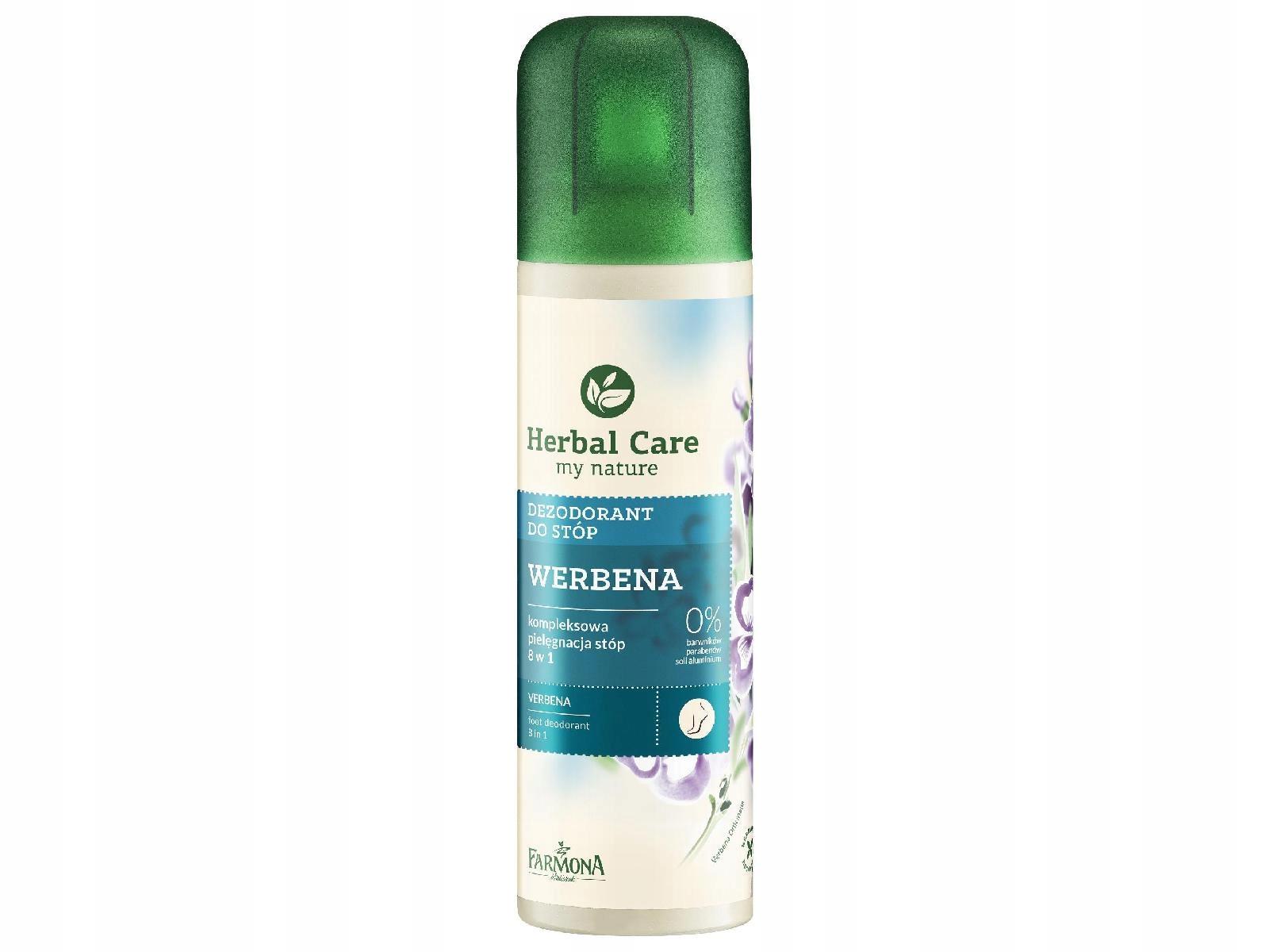 Farmona Herbal Care Dezodorant do stóp 8w1 150ml
