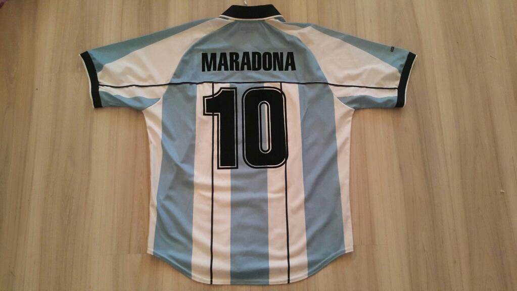 koszulka Argentyna Diego Maradona #10 XL