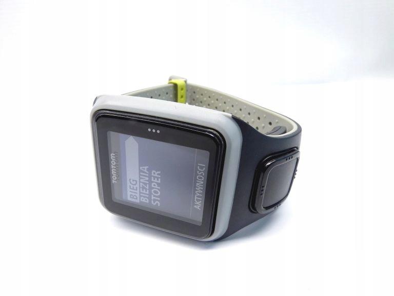 X913 ZEGAREK DO BIEGANIA TOMTOM RUNNER GPS 8RS00