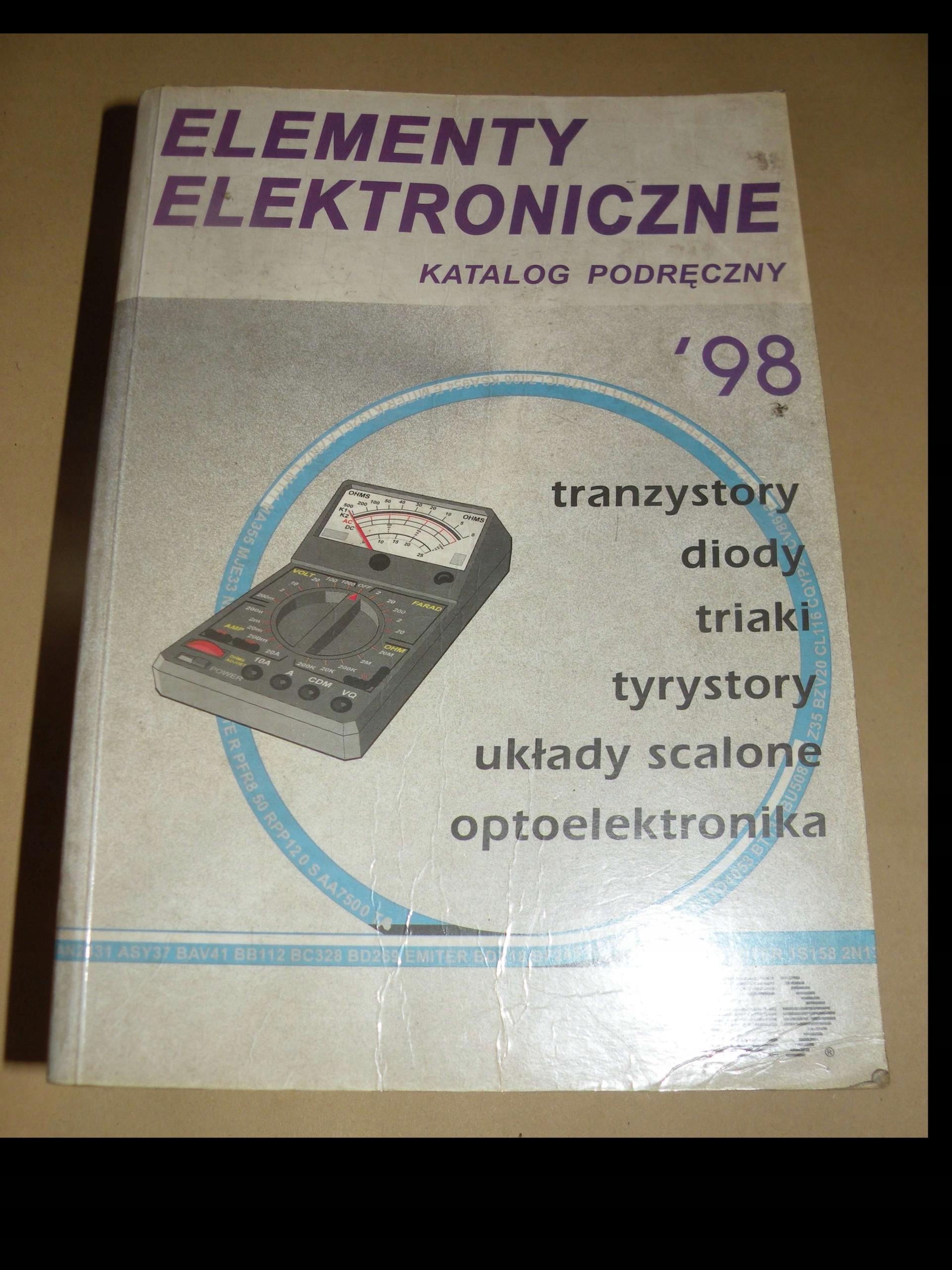 Katalog Elementy elektroniczne