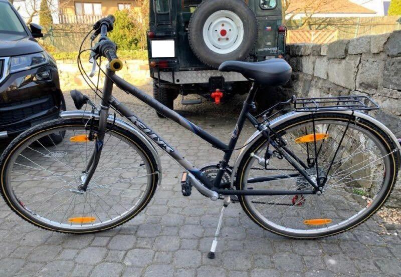 Rower KELLYS Damka Trekingowy