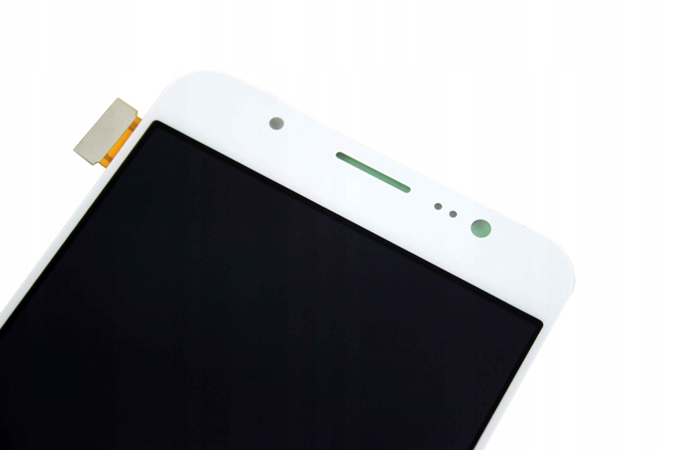 GALAXY SAMSUNG J7 2016 J710 EKRAN LCD BIAŁY DOTYK