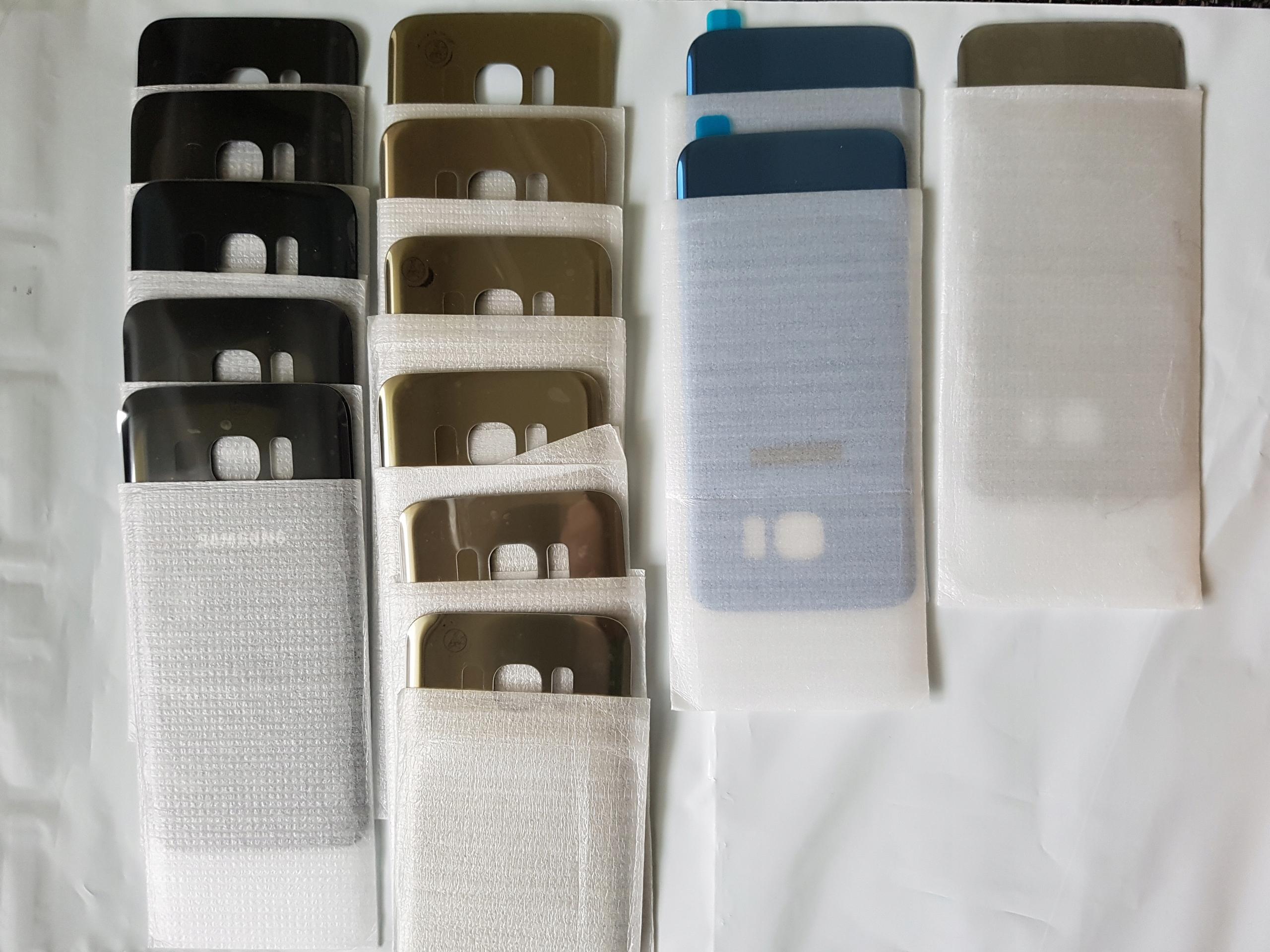 klapka tył Samsung S7 Edge hurt licytacja