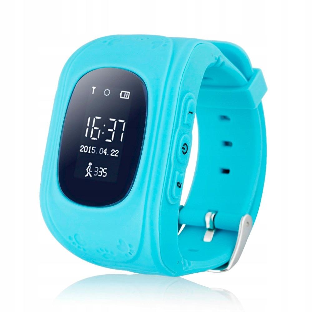 SMARTWATCH Zegarek dziecięcy LOKALIZATOR GPS