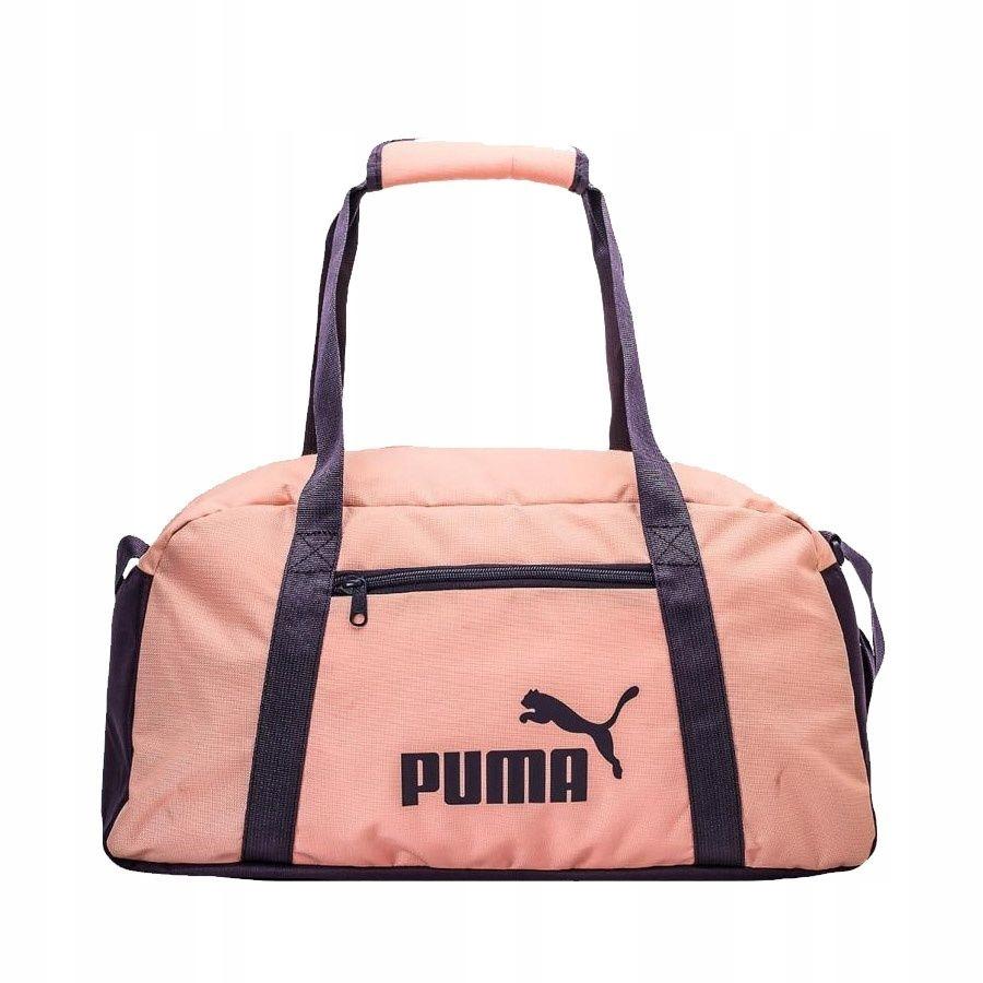 Torba Puma Phase Sports Bag 075722 14 różowy