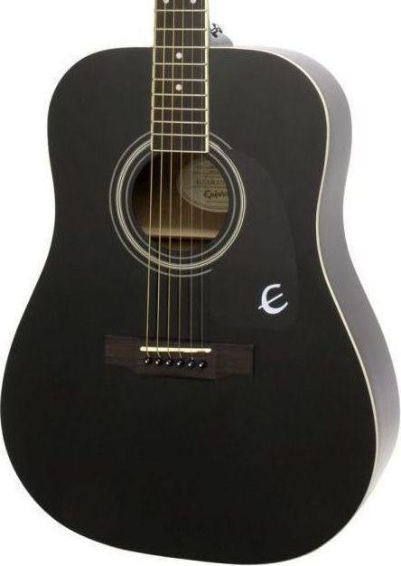 Gitara akustyczna Epiphone DR 100 Ebony EB