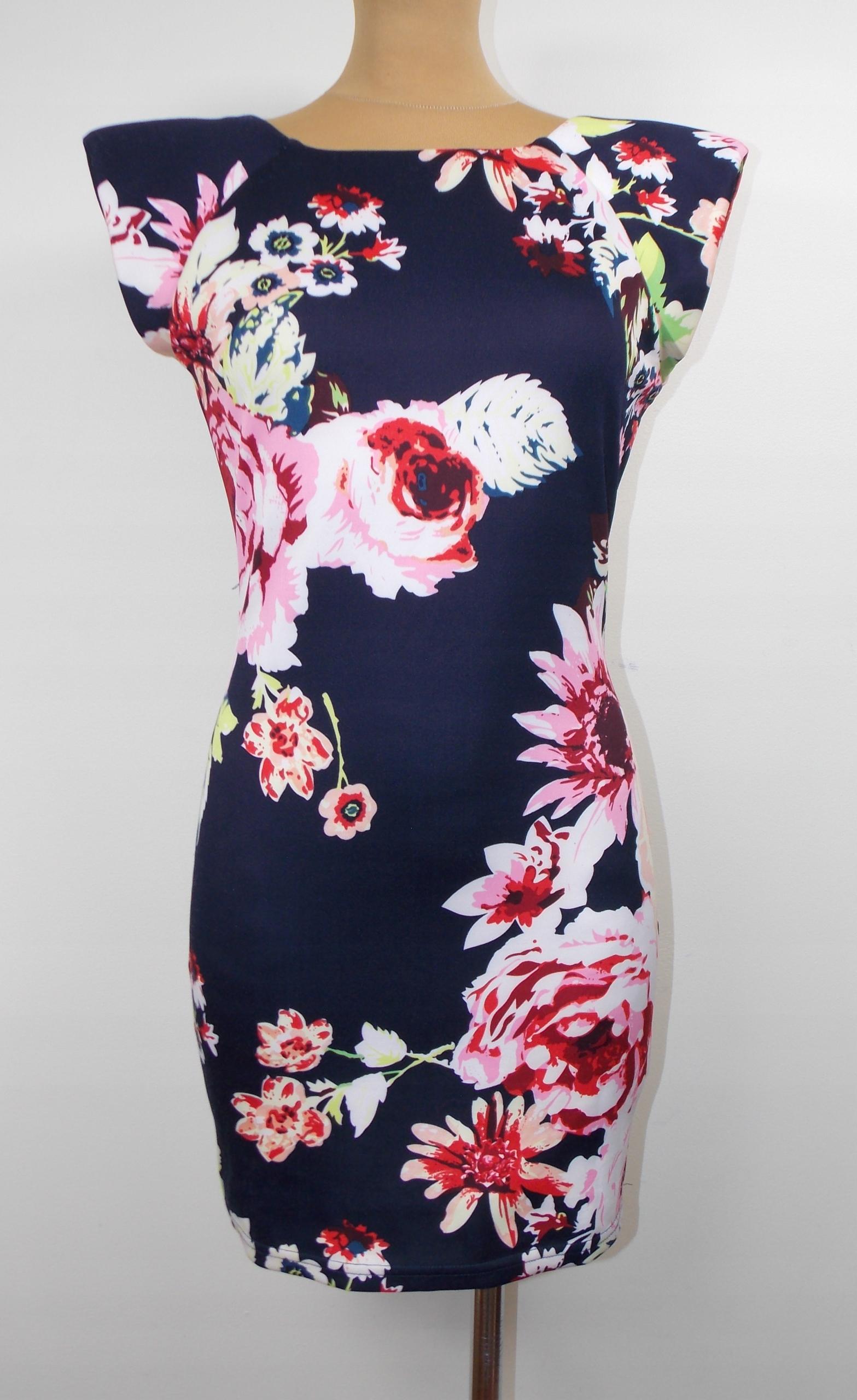 sukienka AX ASOS elegancka sexy ołówkowa WESELE 38