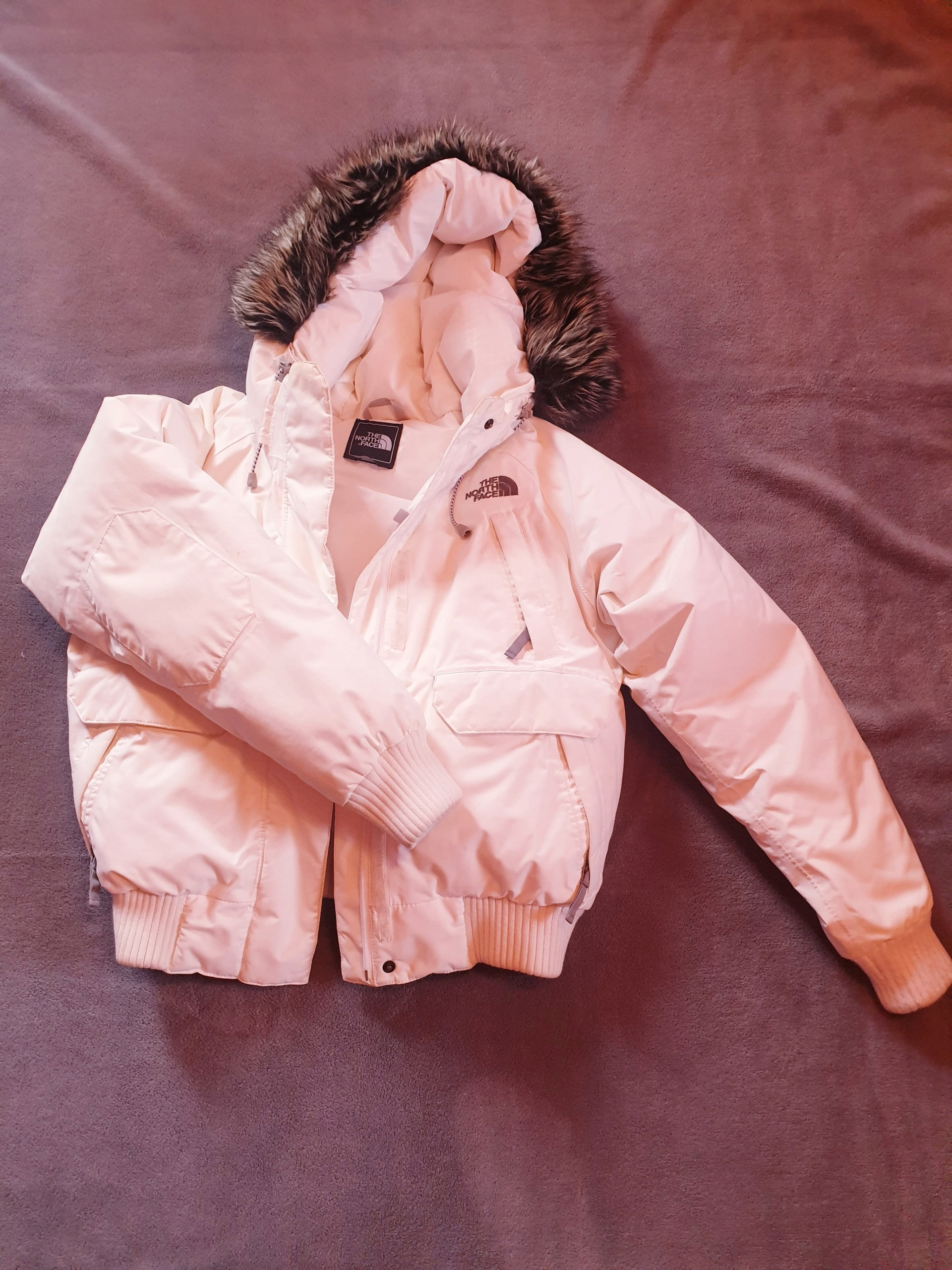 THE NORTH FACE HYVENT PUCHOWA 100% GOOSE DOWN