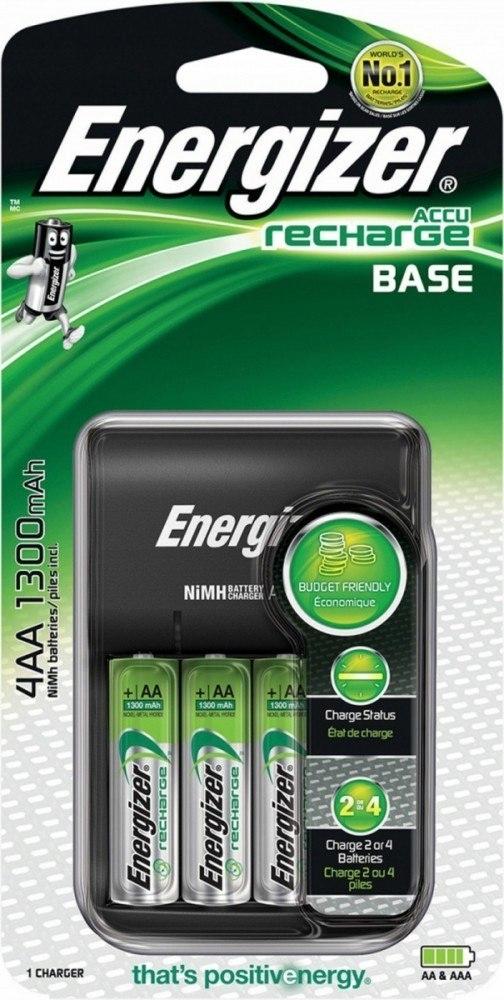 Ładowarka Base z akumulatorami 1 szt. Blister