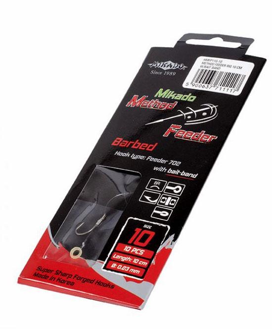 Przypony MIKADO Method Feeder GUMKA 14 0,20mm