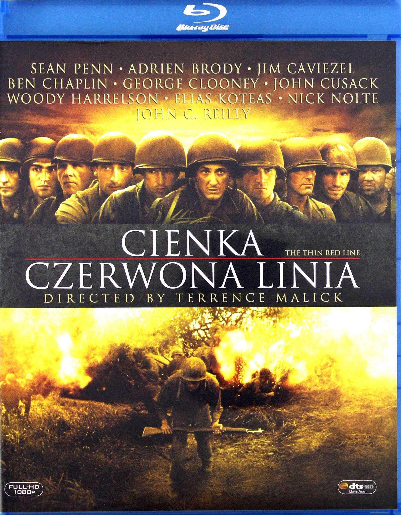 Cienka czerwona linia Blu-Ray Lektor PL