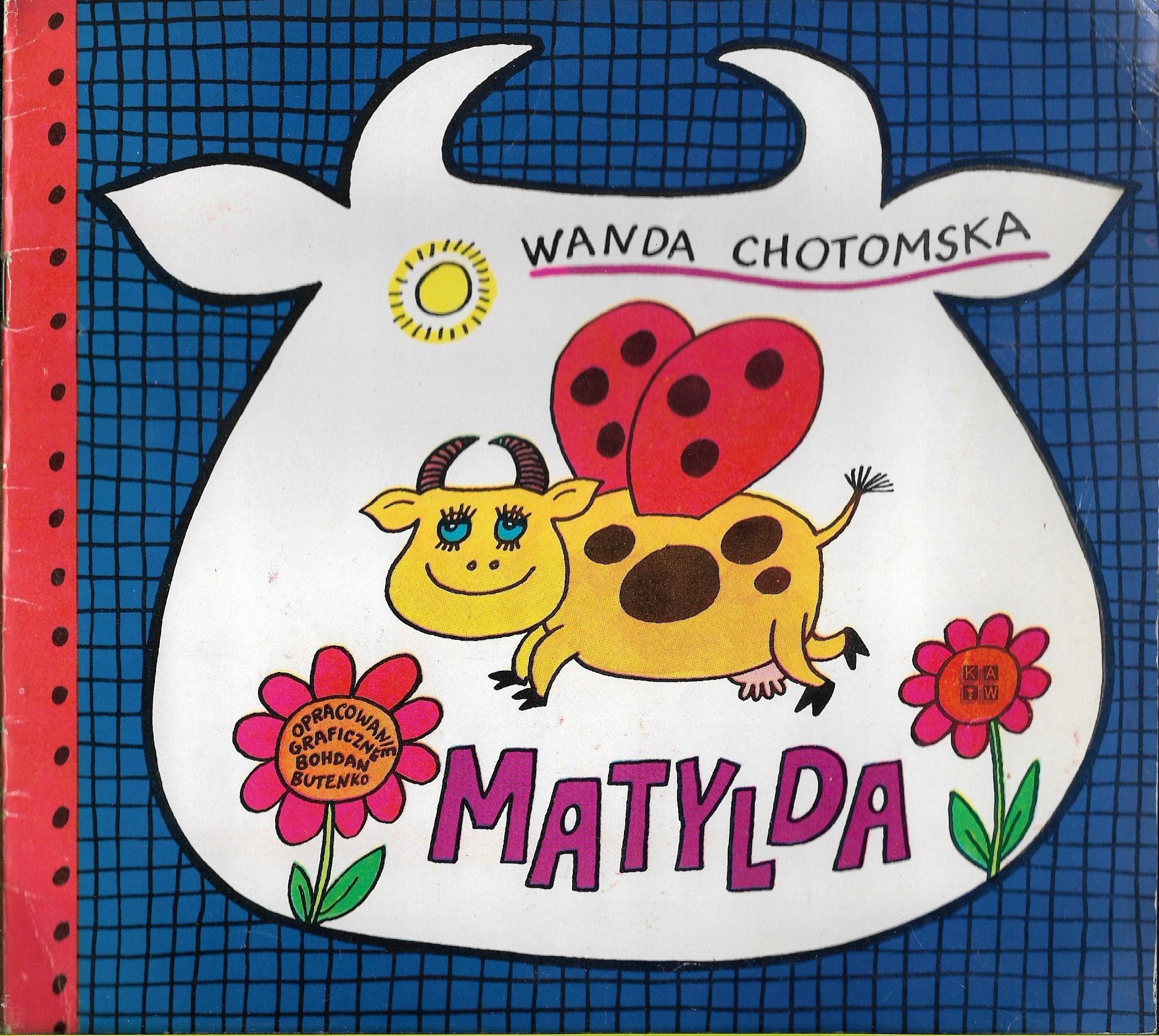 Matylda Wchotomska Ilbbutenko Stan Bdb 7665170427