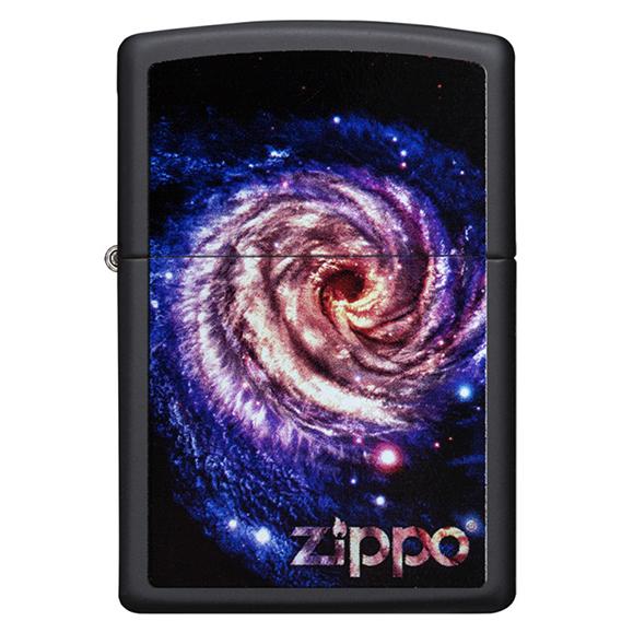 ZIPPO Galaxy + benzyna + Twój grawer