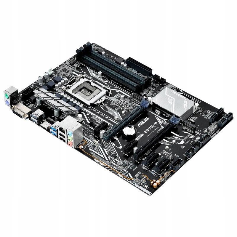 ASUS PRIME Z270-P, Intel Z270 Mainboard 1151