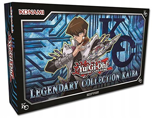 MM1503 Yu-Gi-Oh Legendarna kolekcja Kaiba