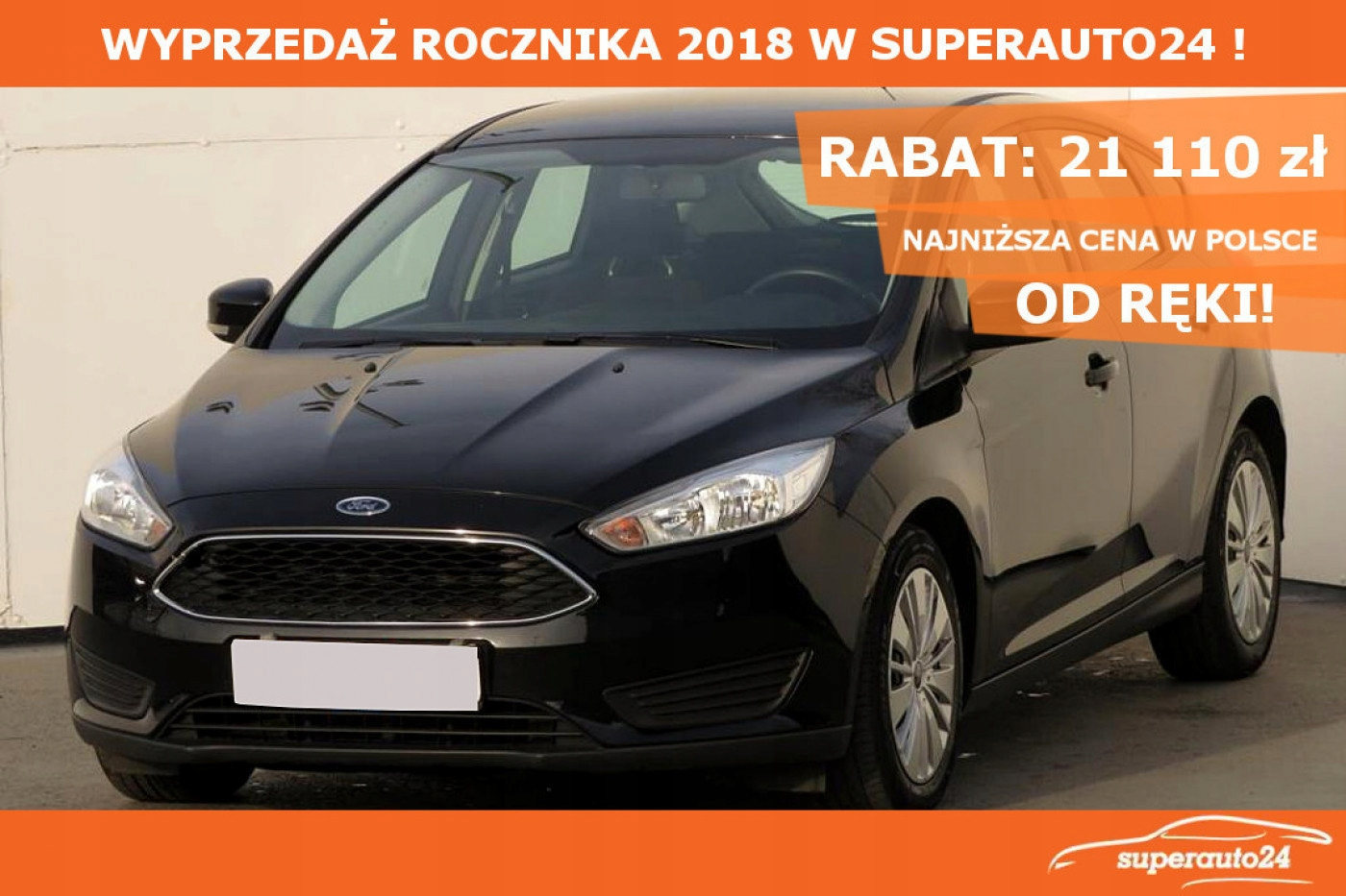 Ford Focus 1.6Ti-VCT 105KM