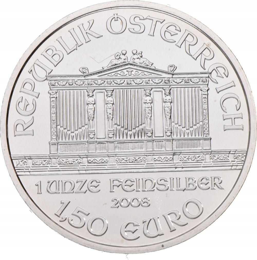 Austria 1,5Euro 2008 (29-30)