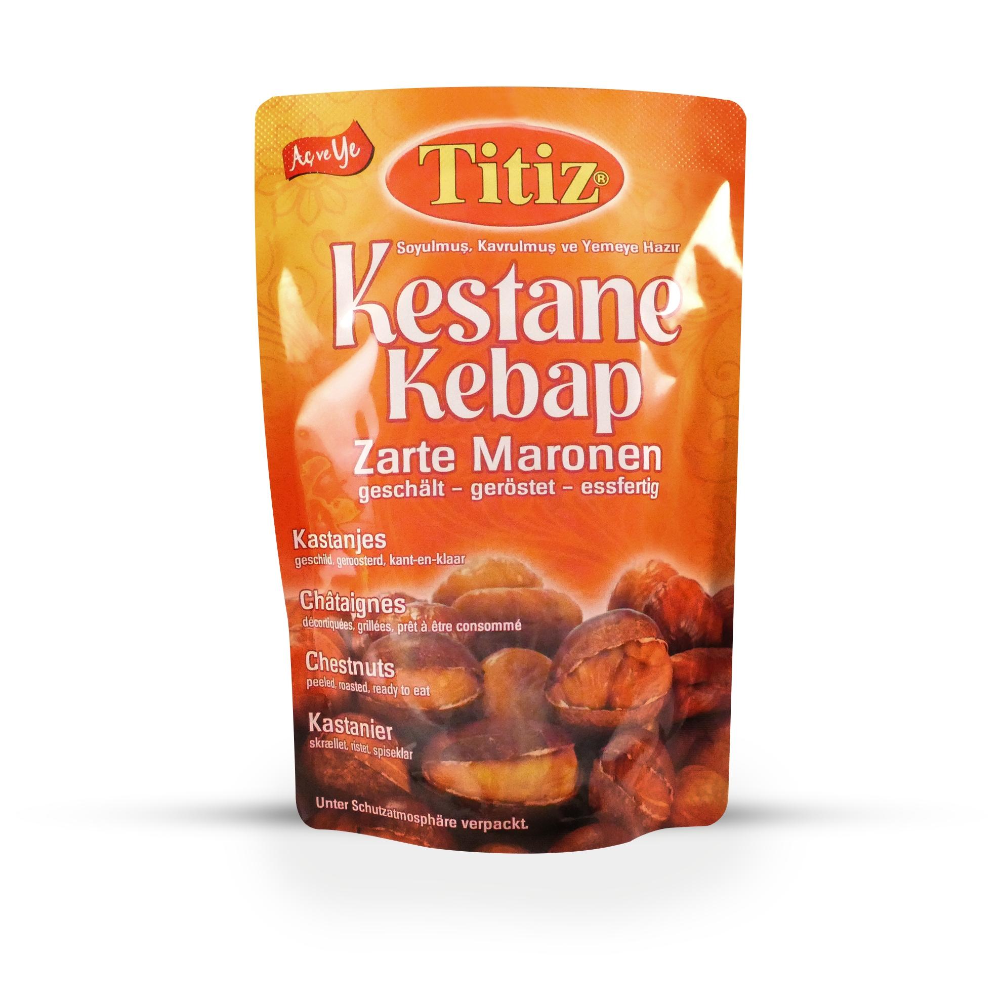 PROMOCJA Kasztany Jadalne bez cukru 125g